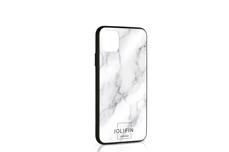 Jolifin LAVENI PRO Handyhülle Logo schwarz - iPhone 11 Pro