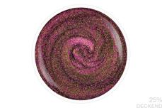Jolifin LAVENI Shellac - Cat-Eye 9D FlipFlop pink & green 12ml