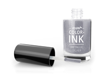 Jolifin Color-Ink - metallic silver 5ml