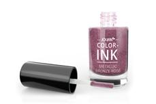 Jolifin Color-Ink - metallic bronze-rosé 5ml