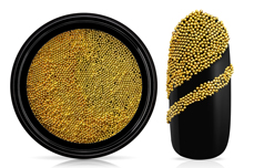 Jolifin LAVENI Magnetic Micro Pearls - gold