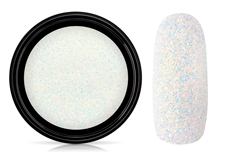 Jolifin LAVENI Nightshine Glitter - white mermaid