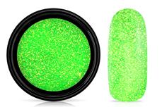 Jolifin LAVENI Nightshine Glitter - neon-green