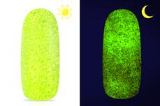 Jolifin LAVENI Nightshine Glitter - neon-yellow