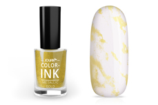 Jolifin Color-Ink - metallic gold 5ml