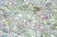 Jolifin Glitter Flakes hellblau