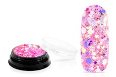 Jolifin LAVENI Mermaid Glitter - pink dragonfruit