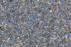 Jolifin Nightshine Flakes - rainbow silver