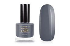 Jolifin LAVENI Nagellack - dark grey 9ml