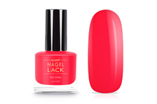 Jolifin LAVENI Nagellack - red coral 9ml