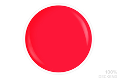 Jolifin LAVENI Nagellack - red coral 9ml