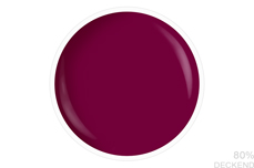 Jolifin LAVENI Nagellack - wine red 9ml