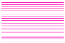 Jolifin LAVENI XL Sticker - Stripes neon-pink