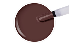 Jolifin LAVENI Shellac - chocolate taupe 12ml