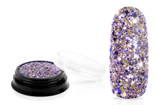 Jolifin LAVENI Luxury Glitter - lavender night