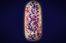 Jolifin Nightshine Crystal Glitter - pink