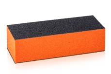 Jolifin Feilblock orange