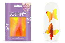 Jolifin Aurora Sticker - Butterfly sunset