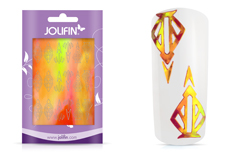 Jolifin Aurora Sticker - Ornament fire