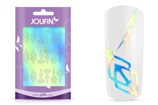 Jolifin Aurora Sticker - Ornament ice
