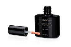Jolifin LAVENI Shellac - hot flame 12ml