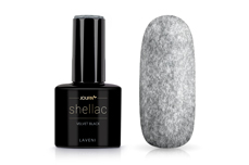 Jolifin LAVENI Shellac - velvet black 12ml
