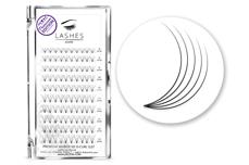 Premium MixBox - 5D Wimpernfächer D-Curl 0,07