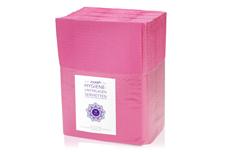 Jolifin Hygiene-Unterlagen - Servietten pink 50Stk.