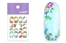 Jolifin Flora Nailart Tattoo Nr. 16