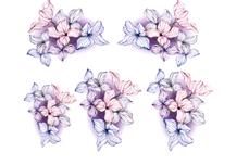 Jolifin Flora Tattoo - Nr. 18
