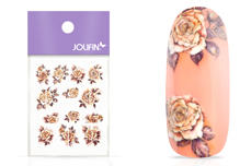 Jolifin Flora Nailart Tattoo Nr. 20