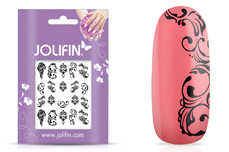Jolifin Black Elegance Tattoo Nr. 49