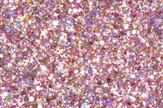 Jolifin Mermaid Party Glitter - rose