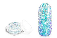 Jolifin Mermaid Party Glitter - diamond