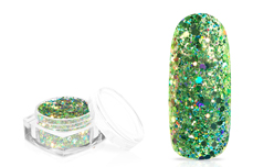 Jolifin Mermaid Party Glitter - green