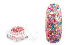 Jolifin Mermaid Party Glitter - cherry
