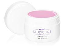 Jolifin Studioline Refill - 1Phasen-Gel milchig-rosé 250ml