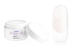 Jolifin Studioline Refill - Aufbau-Gel milky-white 15ml