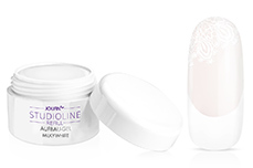 Jolifin Studioline Refill - Aufbau-Gel milky-white 30ml