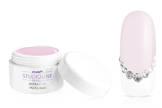 Jolifin Studioline Refill - Aufbau-Gel pastell rosé 15ml