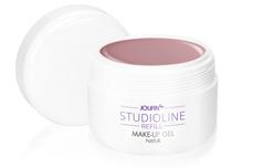 Jolifin Studioline Refill - Make-Up Gel natur 250ml