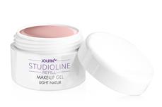 Jolifin Studioline Refill - Make-Up Gel light natur 15ml