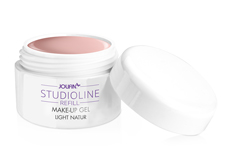 Jolifin Studioline Refill - Make-Up Gel light natur 30ml