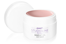 Jolifin Studioline Refill - Make-Up Gel light natur 250ml
