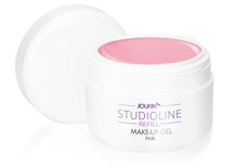 Jolifin Studioline Refill - Make-Up Gel pink 250ml