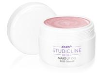 Jolifin Studioline Refill - Make-Up Gel rosé Glimmer 250ml