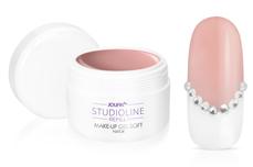 Jolifin Studioline Refill - Make-Up Gel soft natur 250ml