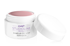 Jolifin Studioline Refill - Make-Up Gel soft light natur 15ml