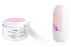 Jolifin Studioline Refill - Versiegelungs-Gel milchig rosé 30ml