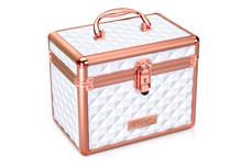 Jolifin Mobiler Kosmetik Koffer mini - white - B-Ware